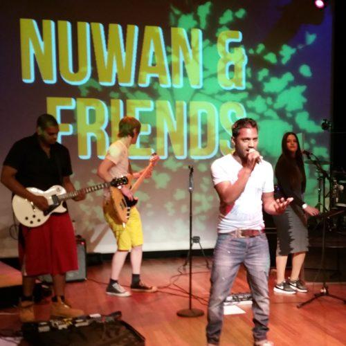 Benefietconcert Nuwan & Friends